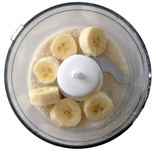Banana & Rice Facial Scrub