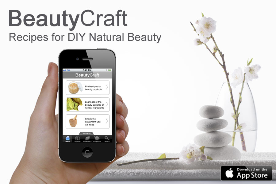 BeautyCraft beauty app for iPhone