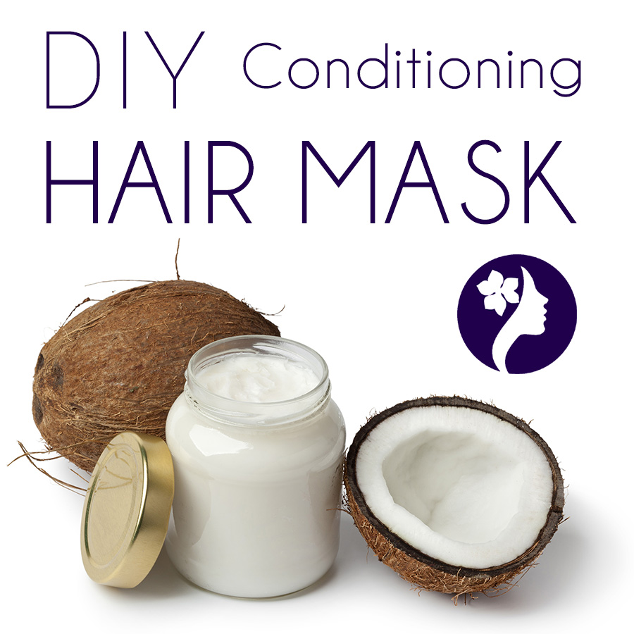 DIY Conditioning Hair Mask