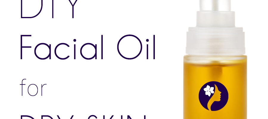 DIY Facial Oil for Dry Skin