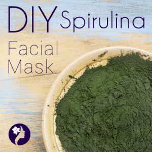 DIY Spirulina Facial Mask