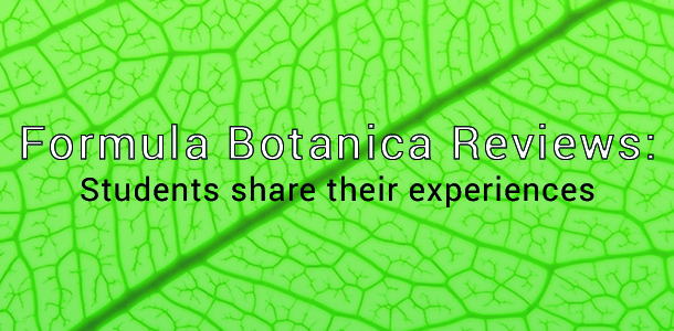 Formula Botanica Review